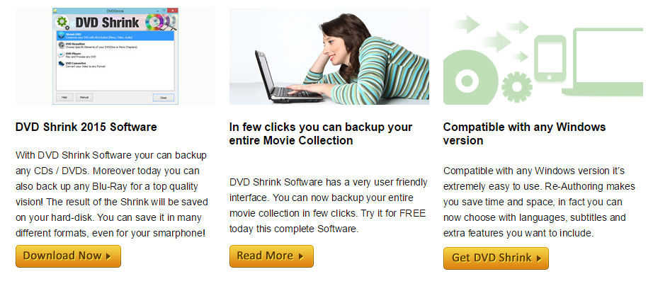 DVD Shrink 2015